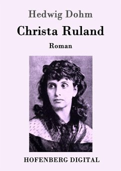9783843082730 - Hedwig Dohm: Christa Ruland (eBook, ePUB) - Book
