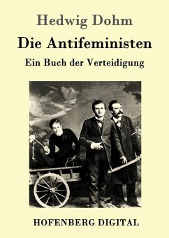 9783843082716 - Hedwig Dohm: Die Antifeministen (eBook, ePUB) - Book