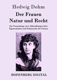 9783843082754 - Hedwig Dohm: Der Frauen Natur und Recht (eBook, ePUB) - Book