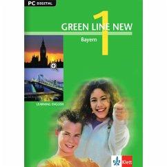 phase-6 Vokabelpaket zu Green Line NEW Bayern -...