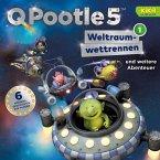 Q Pootle 5 - 01: Weltraumwettrennen und weitere Abenteuer (MP3-Download)