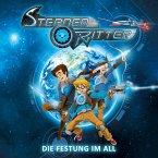 Die Festung im All / Sternenritter Bd.1 (MP3-Download)