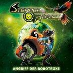 Angriff der Robotroxe / Sternenritter Bd.2 (MP3-Download)