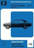 Ford Cortina 1,3 / 1,6 / GT / GXL und 2,0 Liter-Motor