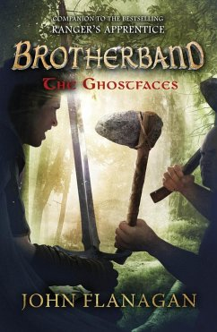 The Ghostfaces (Brotherband Book 6) (eBook, ePUB) - Flanagan, John