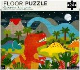Bodenpuzzle - Floor Puzzle Dinosaurier (Kinderpuzzle)
