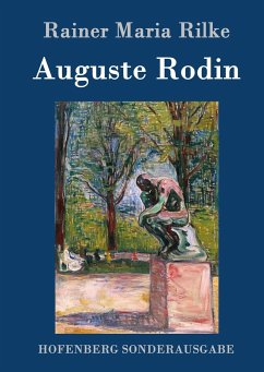9783843082938 - Rilke, Rainer Maria: Auguste Rodin - Book
