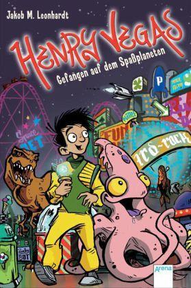 Buch-Reihe Henry Vegas