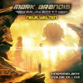 Hörspielbox / Mark Brandis Raumkadett Bd.1 -3 (MP3-Download)