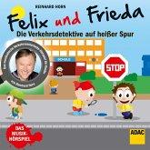 Felix und Frieda - die Verkehrsdetektive auf heißer Spur (MP3-Download)