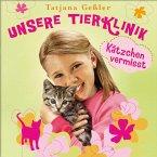 Unsere Tierklinik - 02: Kätzchen vermisst (MP3-Download)