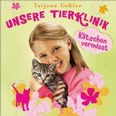 Kätzchen vermisst / Unsere Tierklinik Bd.2 (MP3-Download)