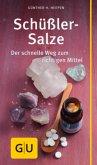 Schüßler-Salze (Mängelexemplar)