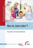 """Was ist """"Gute Lehre""""? (eBook, PDF)"""