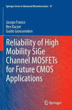 Reliability of High Mobility SiGe Channel MOSFETs for Future CMOS Applications