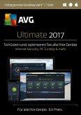 AVG Ultimate 2017 (unbegr.Geräte/1 Jahr)
