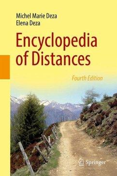 Encyclopedia of Distances