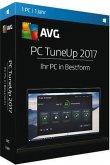 AVG PC TuneUp 2017, 1 PC, 1 DVD-ROM