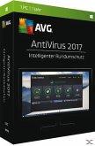 AVG AntiVirus 2017 – (1 PC/1 Jahr) - Intelligenter Rundumschutz