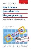 Das Stelleninterview zur Eingruppierung (eBook, PDF)