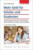 Mehr Geld für Schüler und Studenten (eBook, PDF)