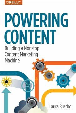 Powering Content - Busche, Laura