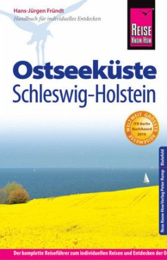 Reise Know-How Ostseeküste Schleswig-Holstein - Fründt, Hans-Jürgen