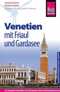 Reise Know-How Reiseführer Venetien mit Friaul ...