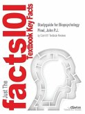 Studyguide for Biopsychology by Pinel, John P.J., ISBN 9780205988280