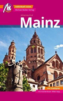 Mainz Reiseführer Michael Müller Verlag - Kral, Johannes
