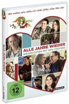 Alle Jahre wieder - Weihnachten mit den Coopers - Goodman,John/Keaton,Diane