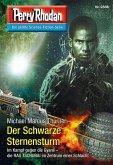 """Der Schwarze Sternensturm / Perry Rhodan-Zyklus """"Sternengruft"""" Bd.2886 (eBook, ePUB)"""