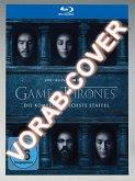 Game of Thrones - Die komplette 6. Staffel (Steelbook) (4 Discs)