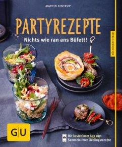 Partyrezepte (Mängelexemplar) - Kintrup, Martin