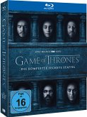 Game of Thrones - Die komplette 6. Staffel (4 Discs)