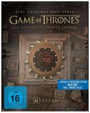 Game of Thrones - Die komplette 5. Staffel (Steelbook) (4 Discs)