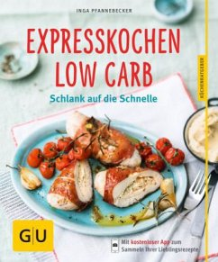 Expresskochen Low Carb (Mängelexemplar) - Pfannebecker, Inga