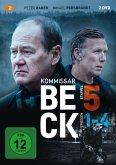 Kommissar Beck - Staffel 5, Episoden 1-4 - 2 Disc DVD
