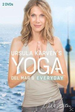 Yoga Del Mar & Yoga Everyday - 2 Disc DVD - Karven,Ursula