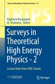 Surveys in Theoretical High Energy Physics 2