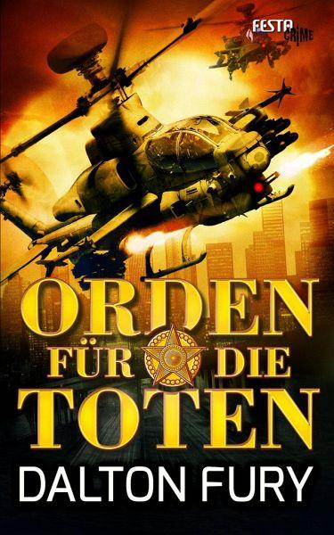 Orden für die Toten - Fury, Dalton