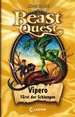 Vipero, Fürst der Schlangen / Beast Quest Bd.10 (eBook, ePUB)