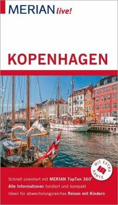 MERIAN live! Reiseführer Kopenhagen - Scherping, Jan