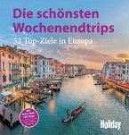 Holiday Reisebuch Die schönsten Wochenendtrips