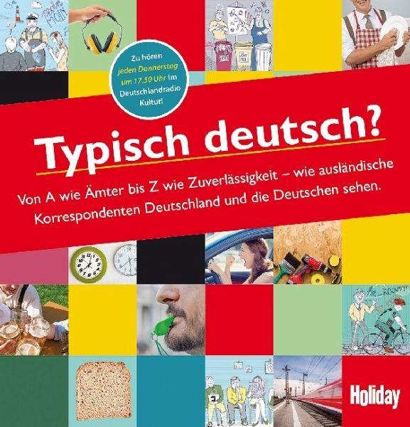 holiday reisebuch typisch deutsch portofrei bei b bestellen. Black Bedroom Furniture Sets. Home Design Ideas