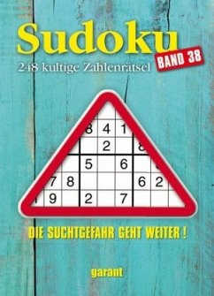 Sudoku Band 38
