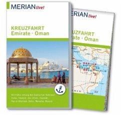 MERIAN live! Reiseführer Kreuzfahrt Emirate Oman
