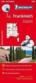 Michelin Karte Frankreich Südost