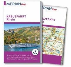 MERIAN live! Reiseführer Kreuzfahrt Rhein