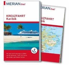 MERIAN live! Reiseführer Kreuzfahrt Karibik